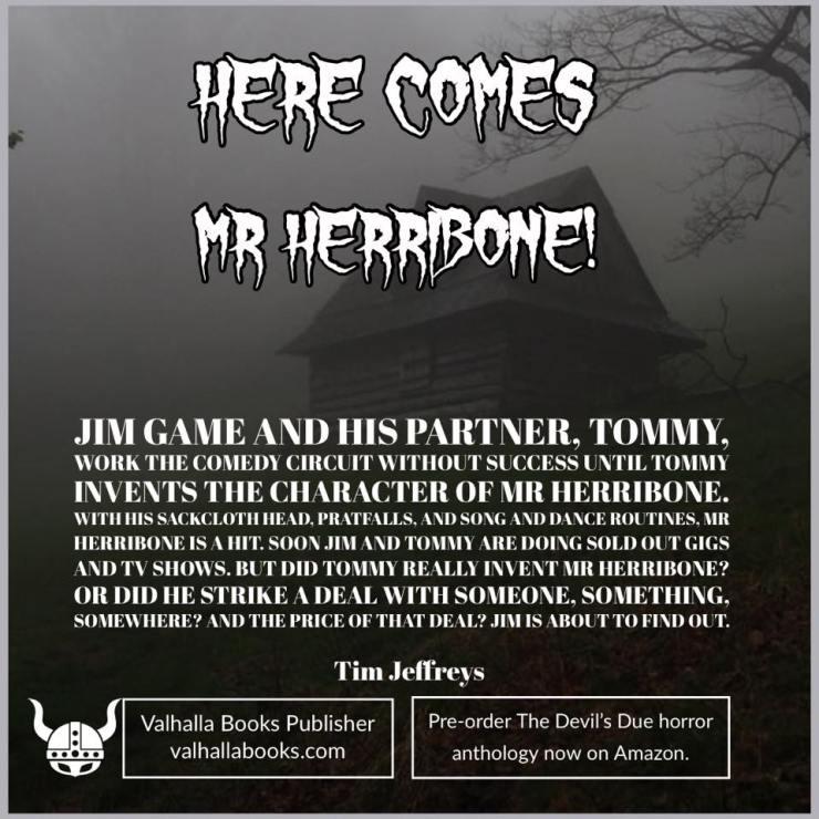 Here comes Mr Herribone by Tim Jeffreys