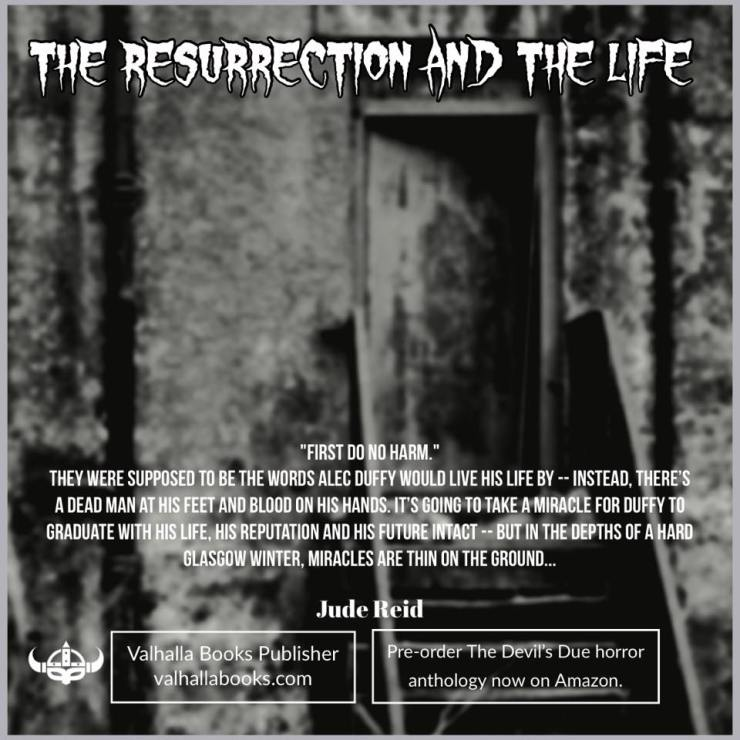 The Resurrection and the Life by Jude Reid